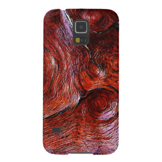 wood Natural Brown Texture Style Fashion Art Creat Galaxy S5 Cases