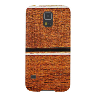 wood Natural Brown Texture Style Fashion Art Creat Galaxy S5 Cover