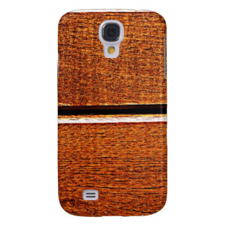 wood Natural Brown Texture Style Fashion Art Creat Samsung Galaxy S4 Cover