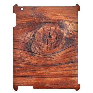 Wood Node Texture Case For The iPad 2 3 4