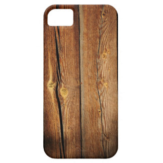 Wood old beams drawing iPhone SE/5/5s case
