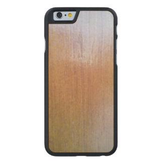 wood ourdoor carved® maple iPhone 6 slim case