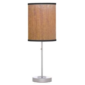 Wood outdoor desk lamps