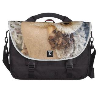 Wood Owl Commuter Bags