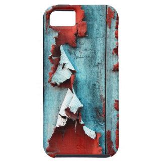 Wood Paint Peeling iPhone 5 Covers