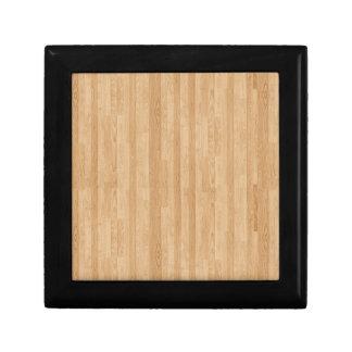 Wood Panel Trinket Box