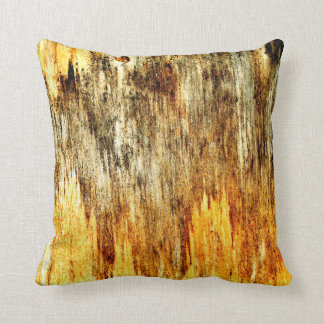"""Wood Panel Neglect"" JTG Art Pillow"