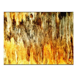 """Wood Panel Neglect"" JTG Art Postcard"