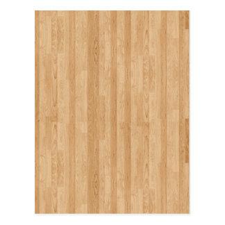 Wood Panel Postcard