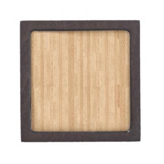 Wood Panel Premium Jewelry Box