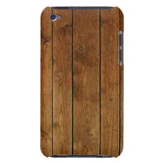Wood Paneling Barely There iPod Case