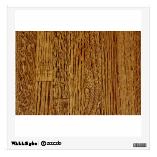 Wood Panelling Wall Sticker