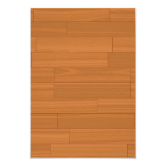 Wood Parquet Floor Pattern Card