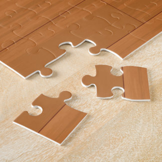 Wood Parquet Floor Pattern Jigsaw Puzzle