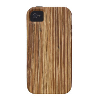 WOOD PATTERN iPhone 4/4S COVERS