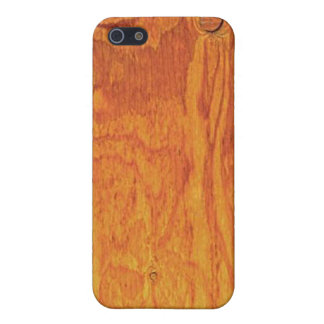 Wood Pattern Cover For iPhone SE/5/5s