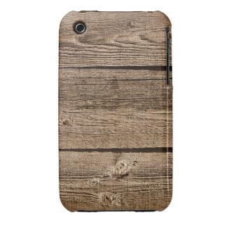 Wood Photograph Background Case