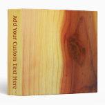 Wood Picture Binder