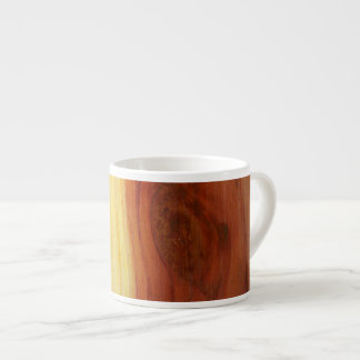 Wood Picture Espresso Cup