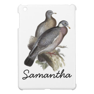 Wood Pigeon Cover For The iPad Mini
