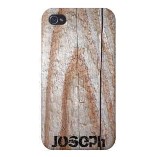 Wood Plank iPhone 4 Case