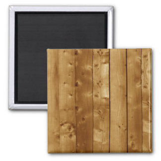 Wood planks 2 inch square magnet