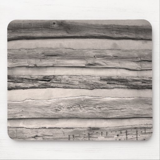Wood Planks Mouse Pads