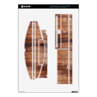 Wood ps3 PS3 decals