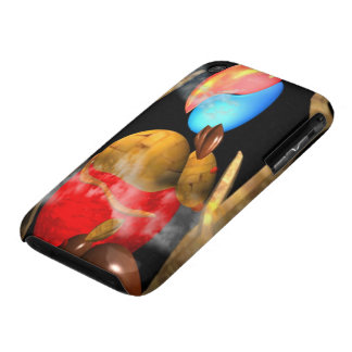 Wood rabbit casemate barelythere iphone case iPhone 3 case