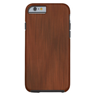 Wood: Redwood Tough iPhone 6 Case