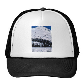 Wood River Drainage in Winter Trucker Hat
