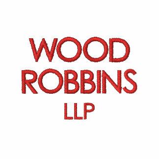 Wood Robbins Logo Gear Polo Shirt