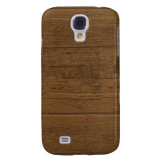 Wood Samsung Galaxy S4 Case