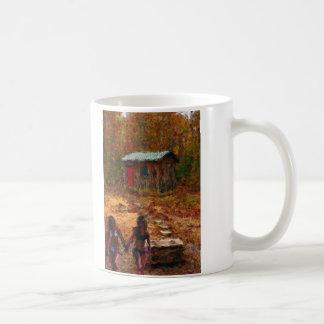 Wood Shack and Girls Coffee Mugs