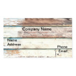 Wood Shack Wall Business Card 4