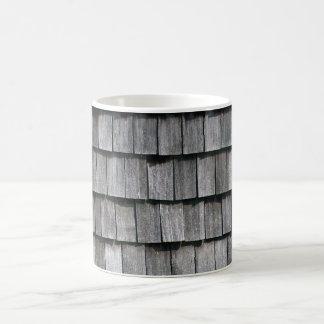 Wood shingles shingles wood shingles coffee mug
