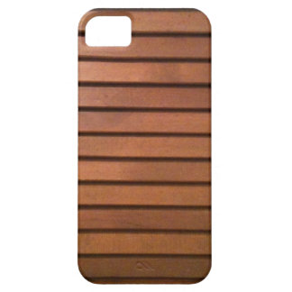 Wood Shutters iPhone 5 Case