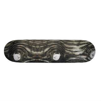 Wood Skateboard 3