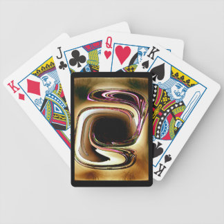Wood Song Designer Playing Cards