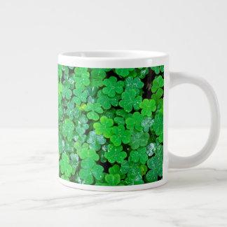 Wood Sorrel In Spring Giant Coffee Mug