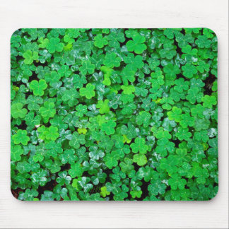 Wood Sorrel In Spring Mouse Pad