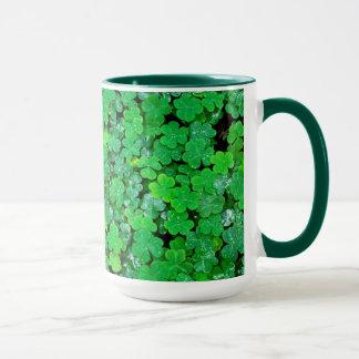 Wood Sorrel In Spring Mug