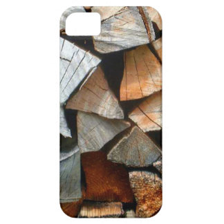 Wood store  Mt Blanc range iPhone SE/5/5s Case