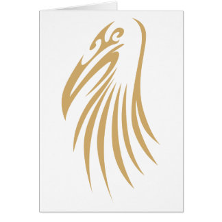 Wood Stork Card