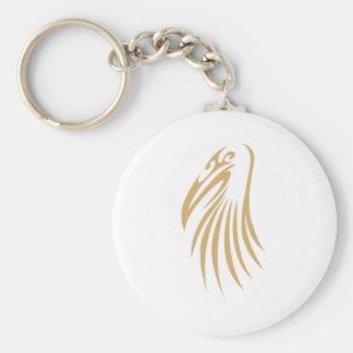 Wood Stork Keychain