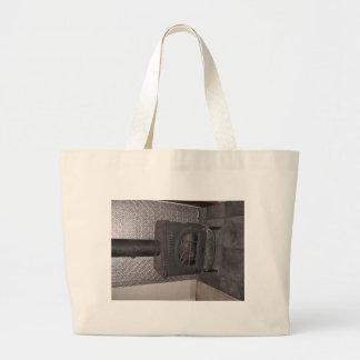 Wood stove canvas bag