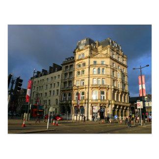 Wood Street, Cardiff Postcard