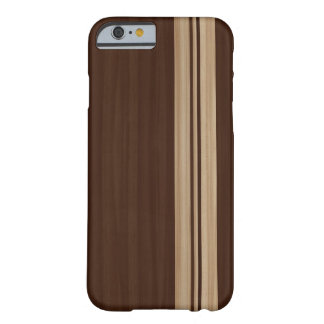 Wood Stripes iPhone 6 case - Surfboard Style