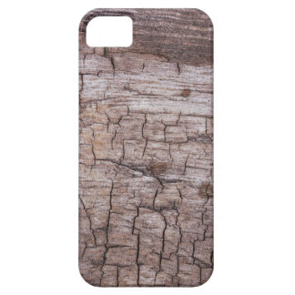Wood structure fund driftwood old defended iPhone SE/5/5s case