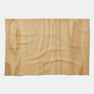 Wood Style Kitchen Towel